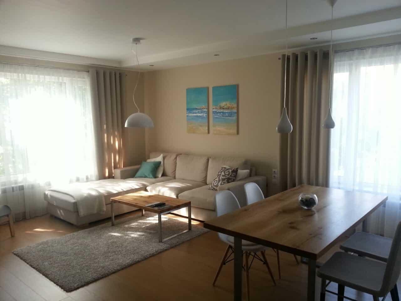 Апартамент в кв. Слатина