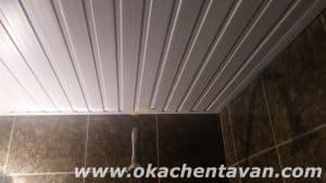 PVC таван